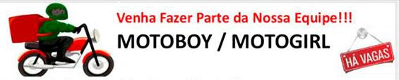 Motoboy - Vaga